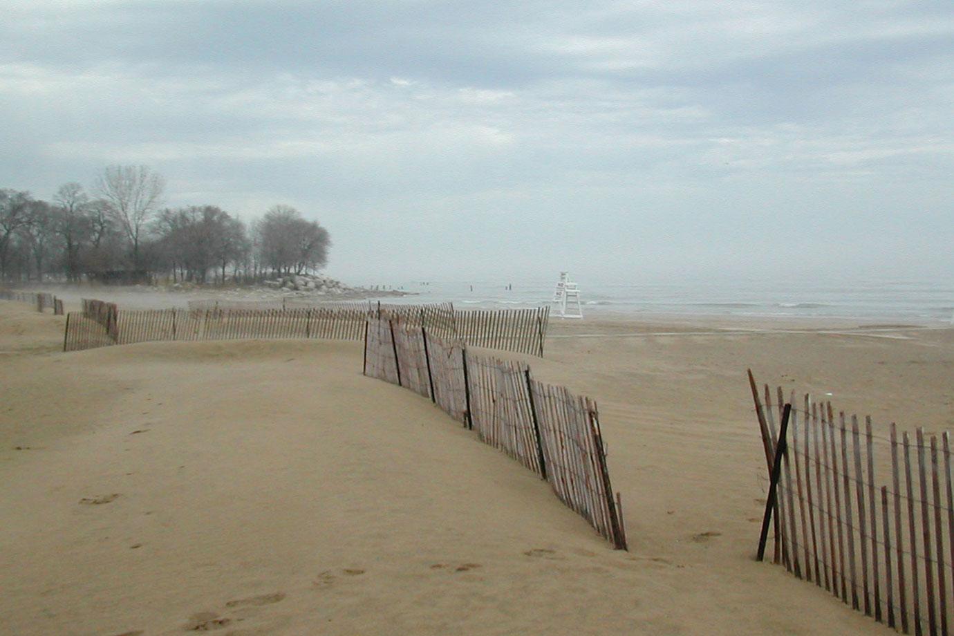 Greenwood Street Beach, Evanston, IL