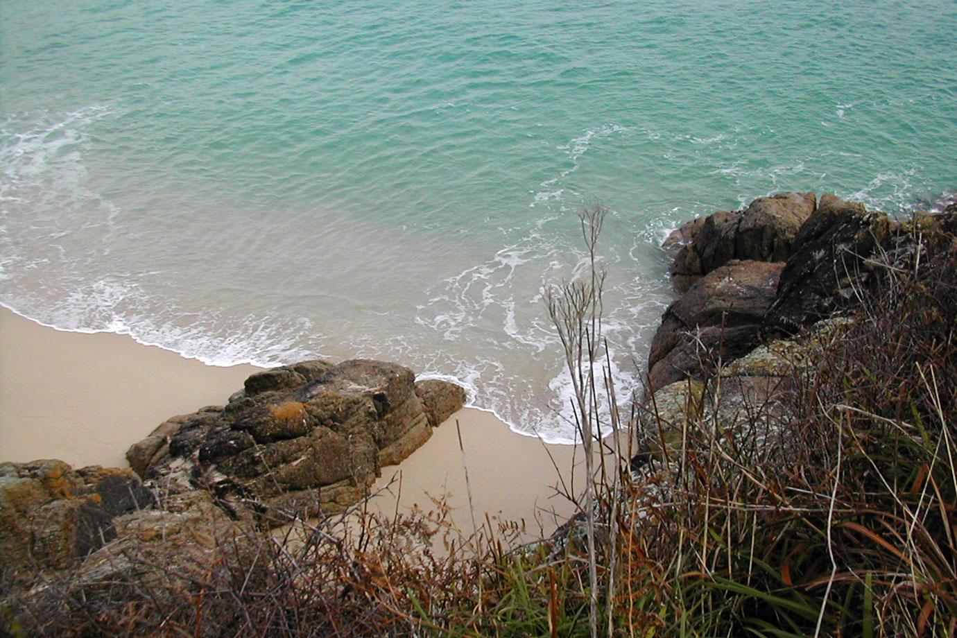Porthcurno Bay