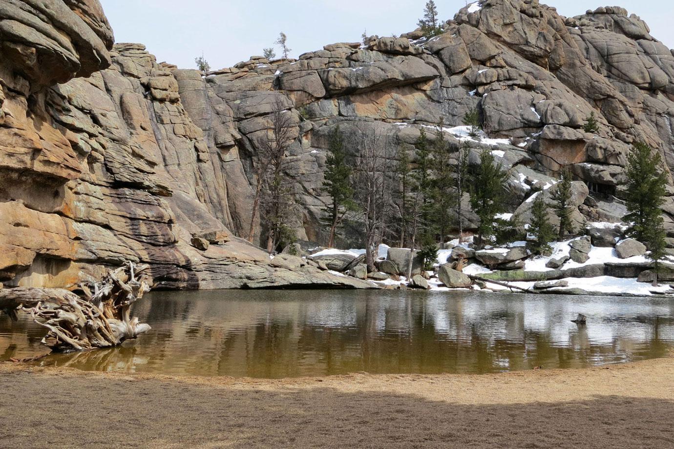 Gem Lake 1