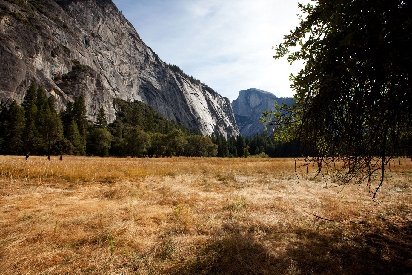 Exploring Yosemite Valley