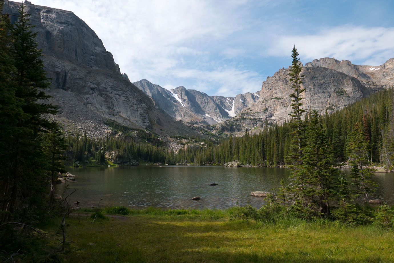 The Loch, Rocky Mountain National Park
